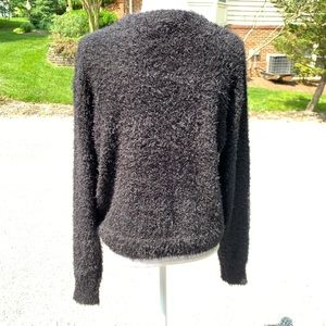 H&M Boiled Wool Cropped Sweater